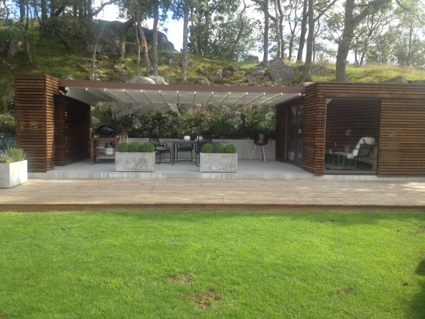 Pergola type Pratic One - Sandnes (5)